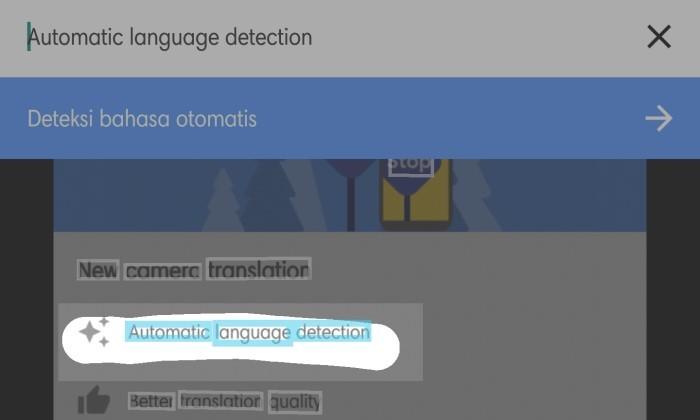 Cara Menggunakan Google Translate Kamera - 12