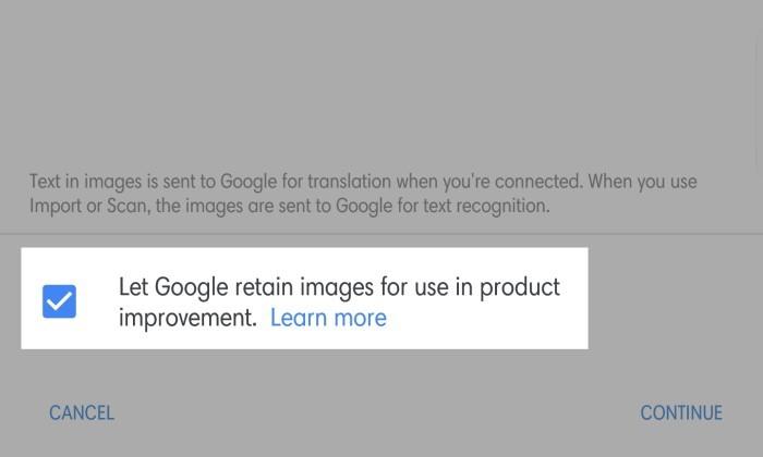 Cara Menggunakan Google Translate Kamera - 3
