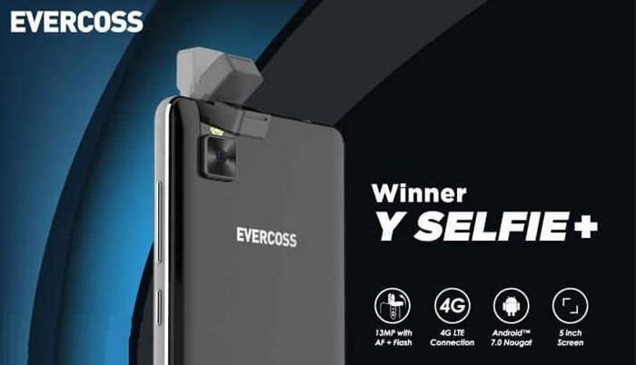 Evercoss Winner Y Selfie Plus U50C