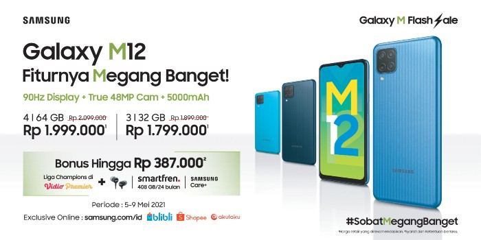 Flash-Sale-Samsung-Galaxy-M12