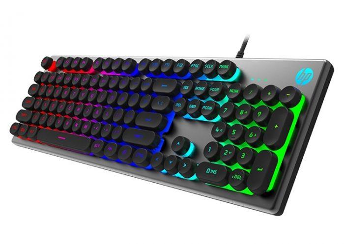 HP Keyboard Gaming Membrane K500Y