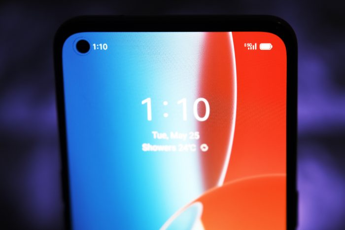 Handphone OPPO 5G