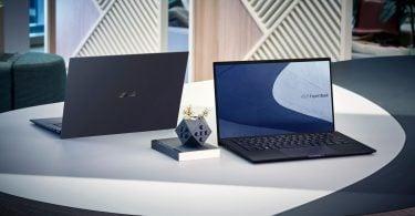 Laptop ASUS ExpertBook Header