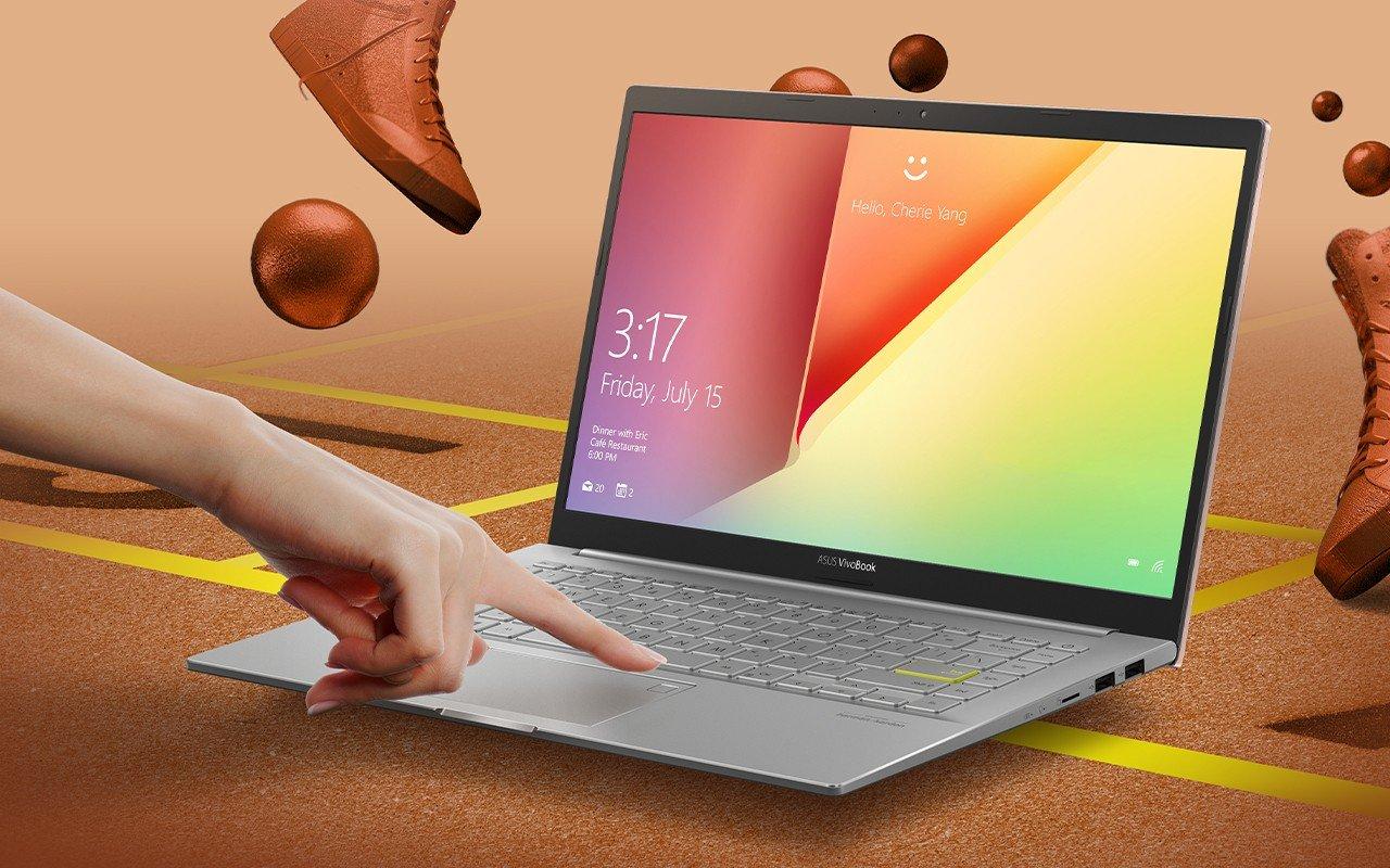 merekam layar di laptop
