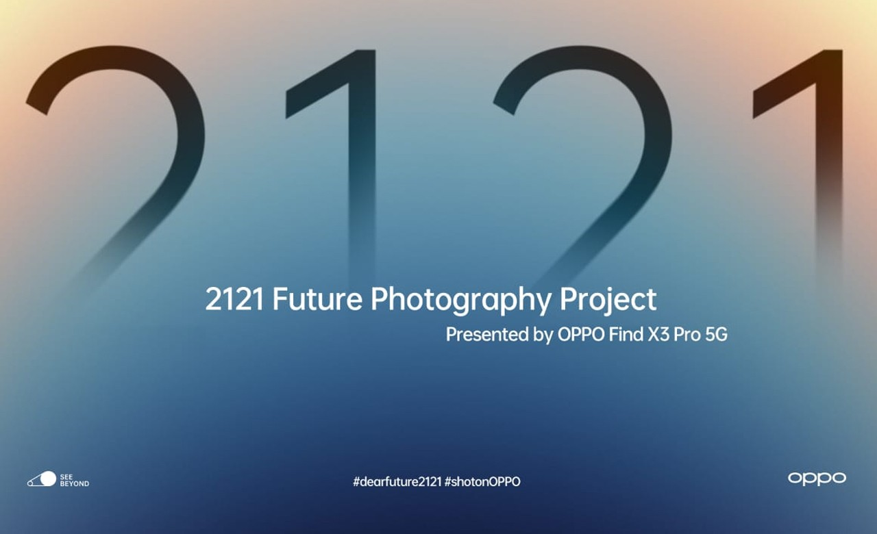 OPPO 2121 Future Photography Project