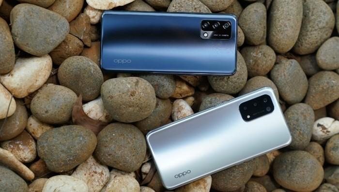 OPPO A74 4G & OPPO A74 5G