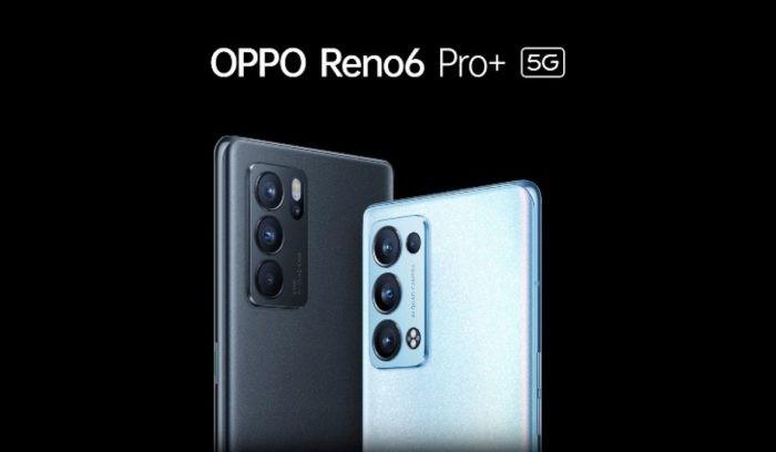 OPPO Reno6 Pro Plus 5G Back