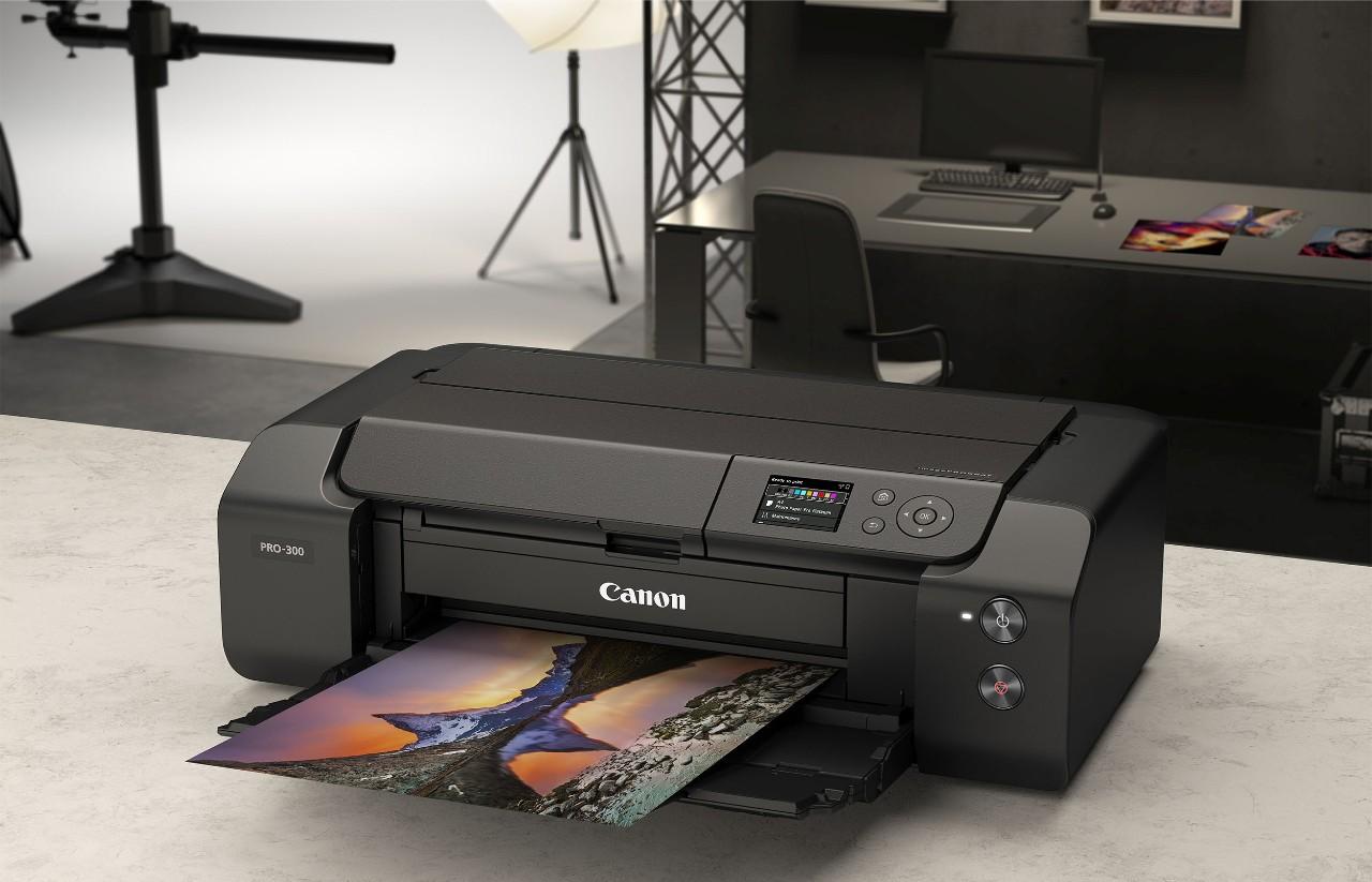 Printer-Canon-imagePROGRAF-PRO-300-Feature