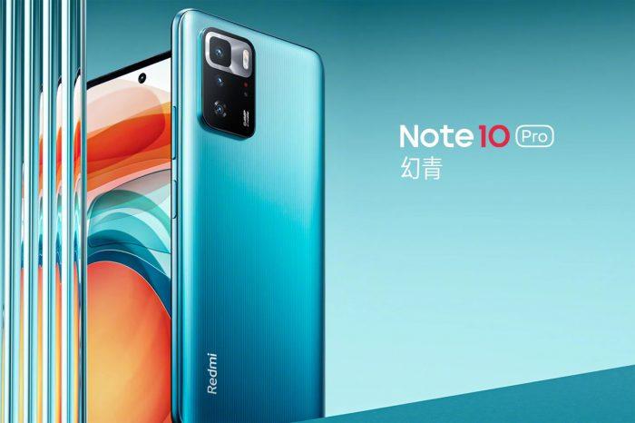 Redmi Note 10 Pro 5G Green