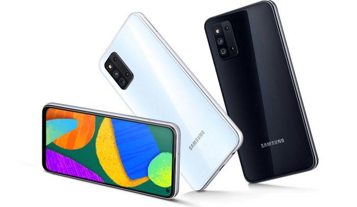 Samsung Galaxy F52 5G All