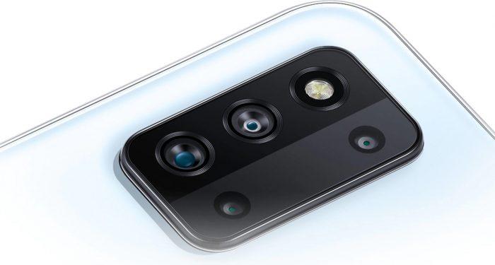 Samsung Galaxy F52 5G Cam