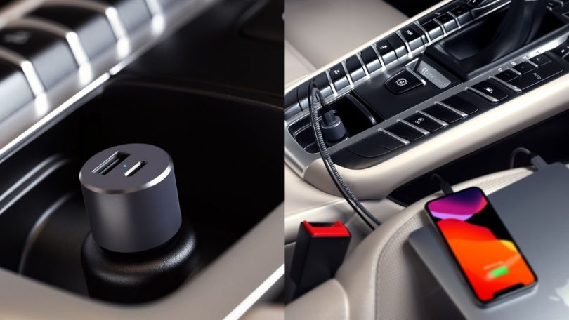 Satechi Car Charger