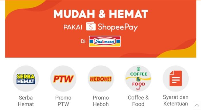 ShopeePay-X-Indomaret-Serba-Hemat