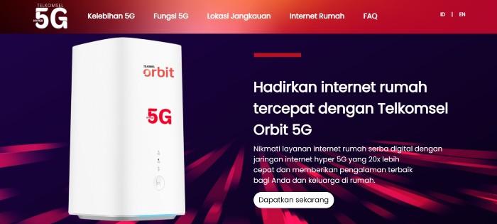 Telkomsel-Orbit-5G