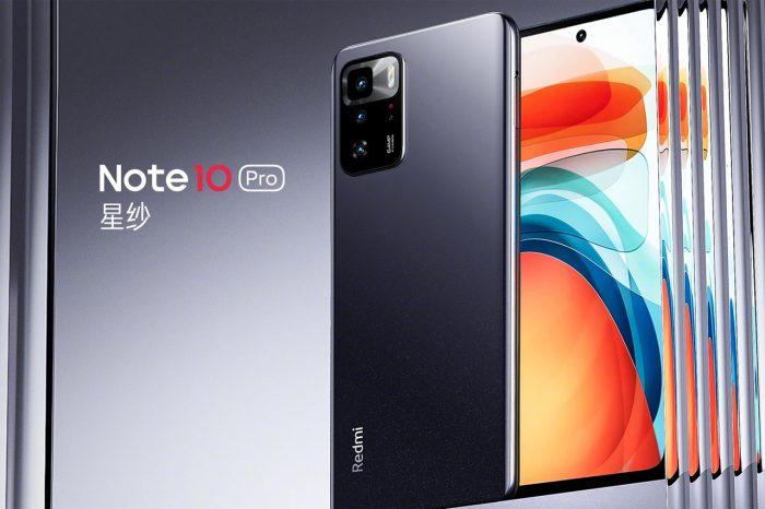 Xiaomi Redmi Note 10 Pro 5G Black