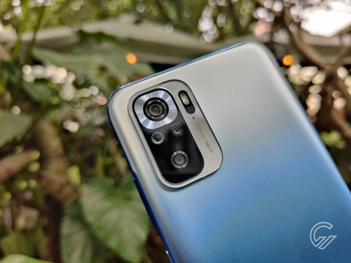 Redmi Note 10S Vs Redmi Note - Kamera