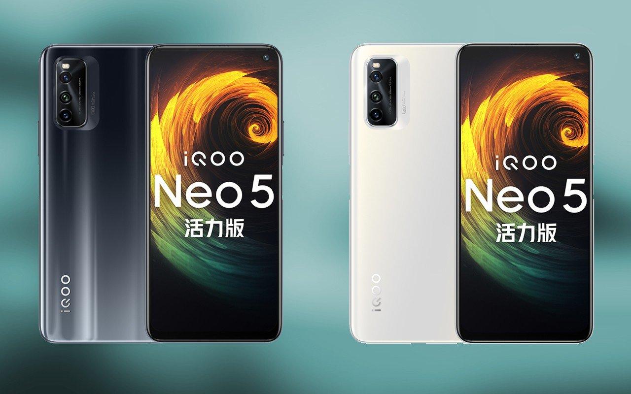 iQOO Neo5 Vitality Edition Feature