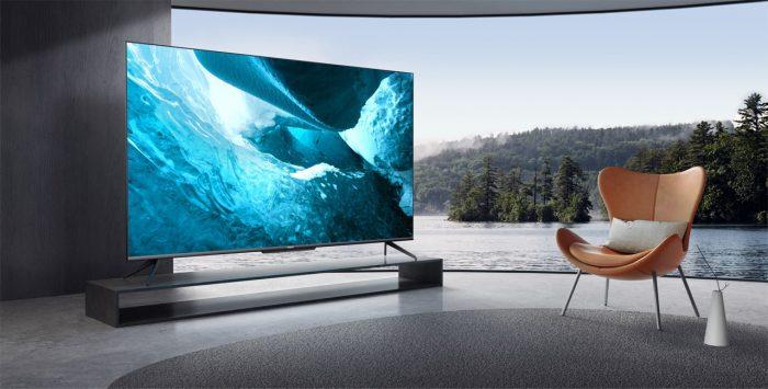 realme Smart TV 4K Bed Room