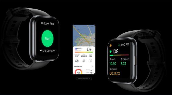 realme Watch 2 Pro Dual GPS