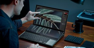 ASUS ZenBook Pro Duo 15 OLED Feature