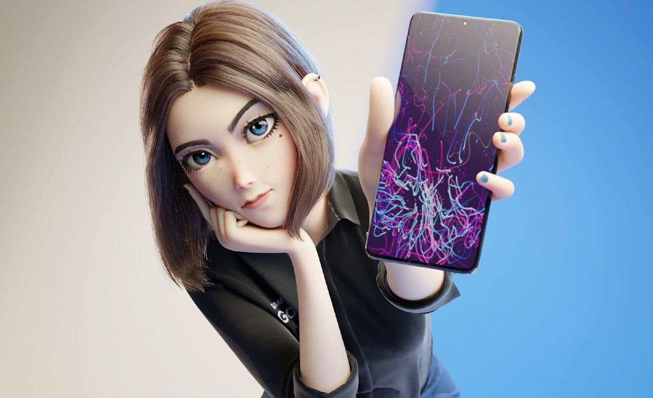 Assistan Virtual Sam Samsung