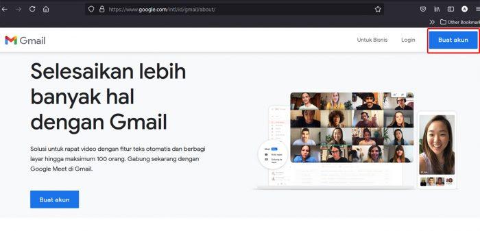 Buat Akun Gmail Web Part 1
