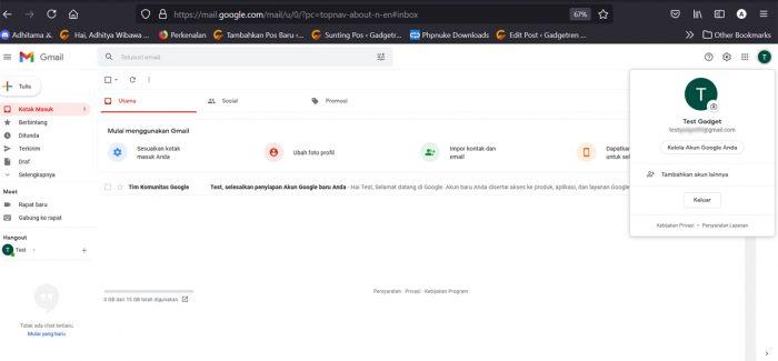 Buat Akun Gmail Web Part 5