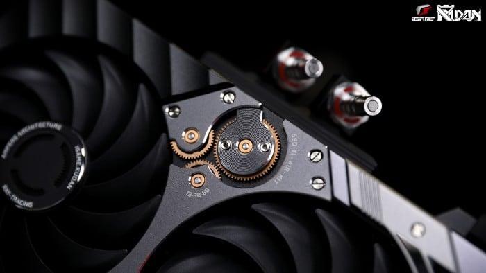 COLORFUL-iGame-GeForce-RTX-3090-KUDAN-Mekanisme-Quick-Realease.