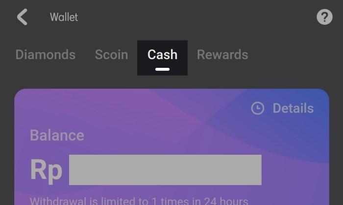 Cara Menghitung Koin SnackVideo ke Rupiah - 5