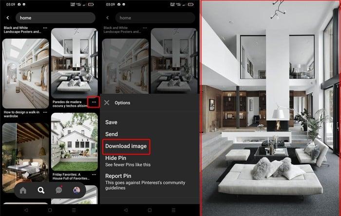 Download Pinterest Aplikasi