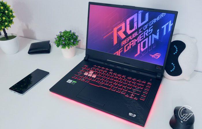 Rekomendasi Laptop ROG Terjangkau