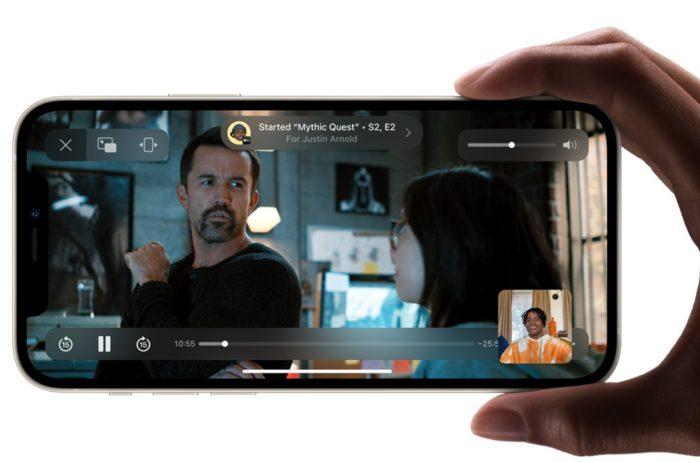 FaceTime iOS 15