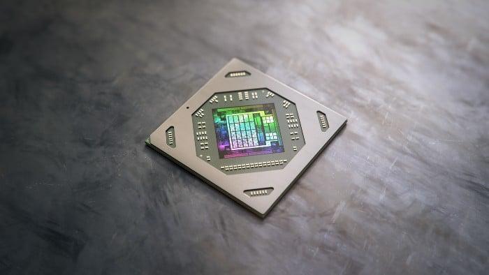 GPU AMD Radeon RX 6800M and Radeon RX 6700M