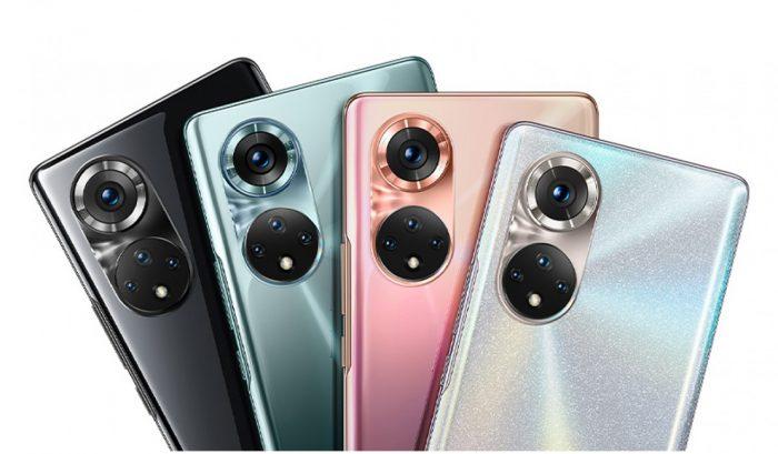 HONOR 50 Series Camera