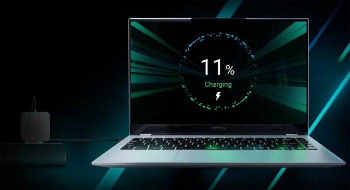 Infinix INBook X1 Series Charge