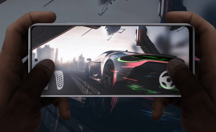 Infinix Note 10 Pro NFC Game