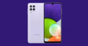 Kelebihan dan Kekurangan Samsung A22 Header