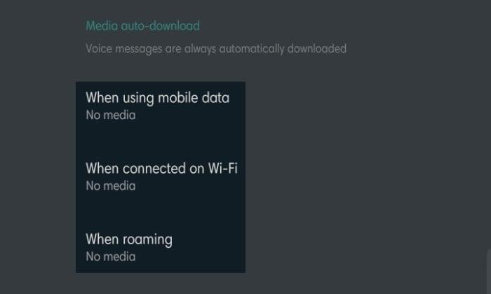 Kenapa Penyimpanan WhatsApp Hampir Penuh - 12