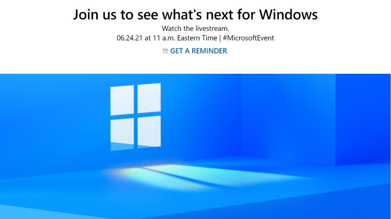 Microsoft-Event-Windows-11