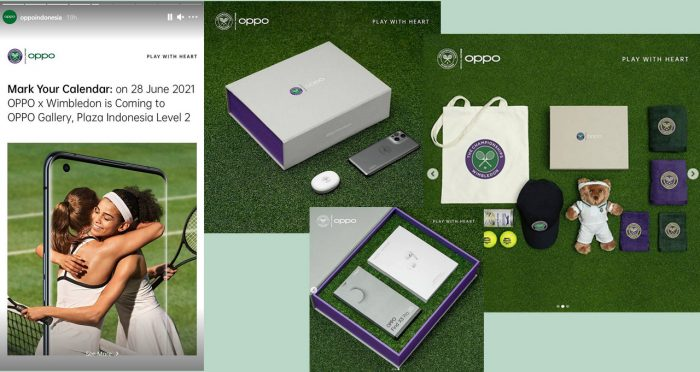 OPPO Find X3 Pro Wimbledon All