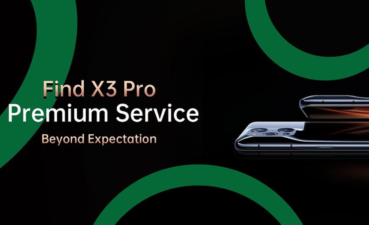 OPPO Premium Service Featurez