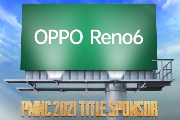 OPPO Reno6 Sponsor