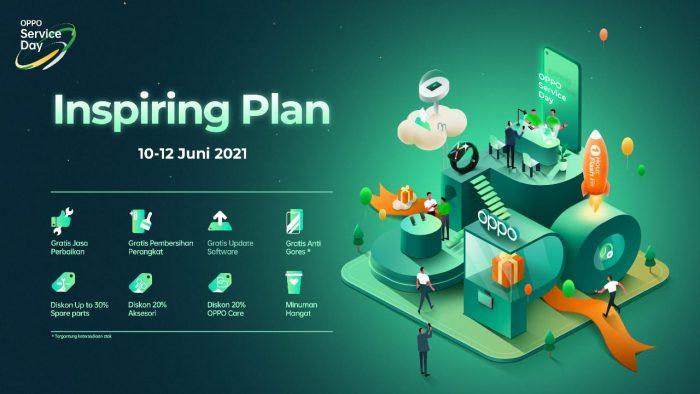 OPPO Super Service Day Inspiring Plan