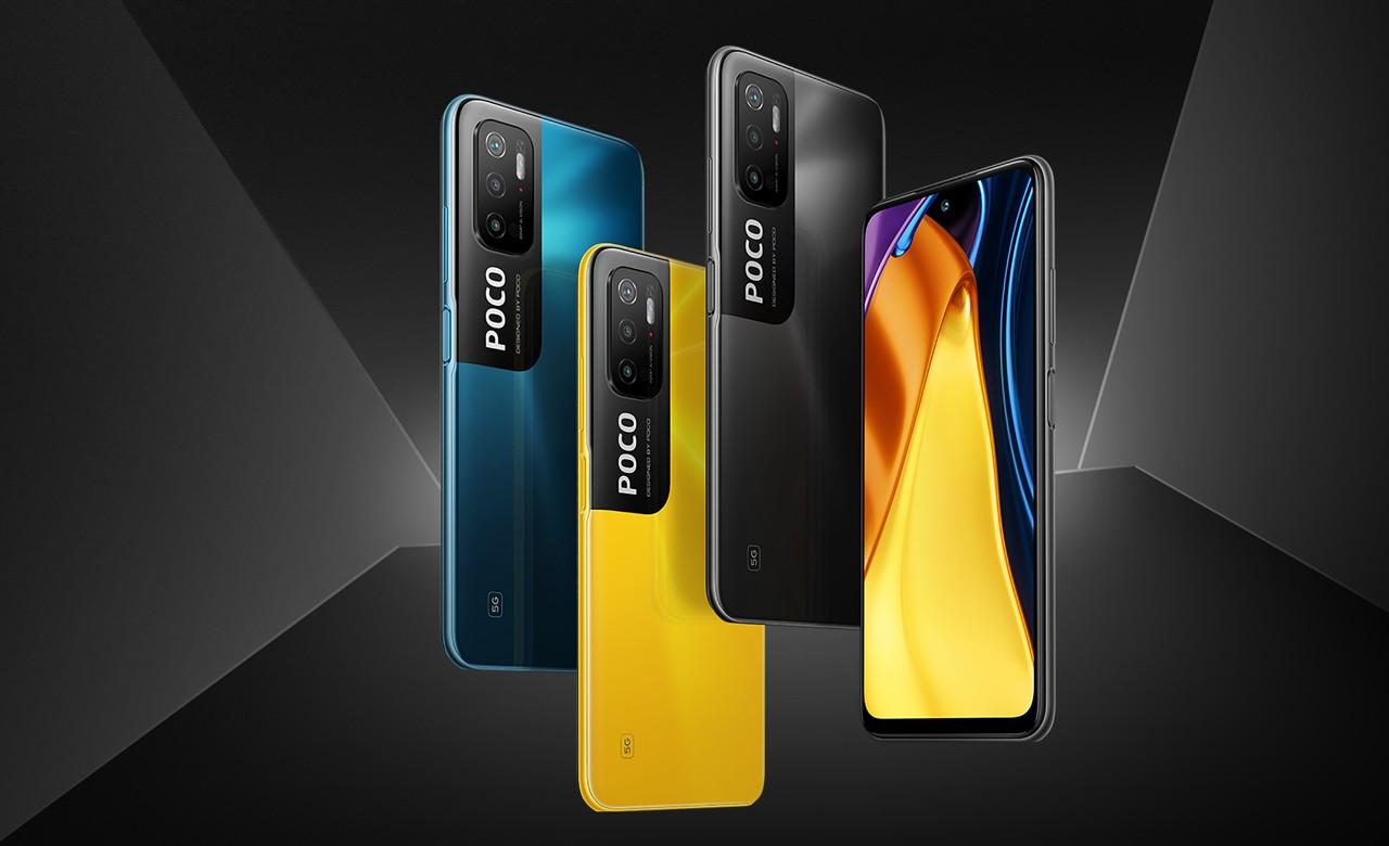 POCO M3 Pro 5G Feature Indonesia