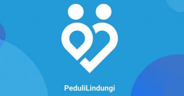 PeduliLindungi Logo Feature