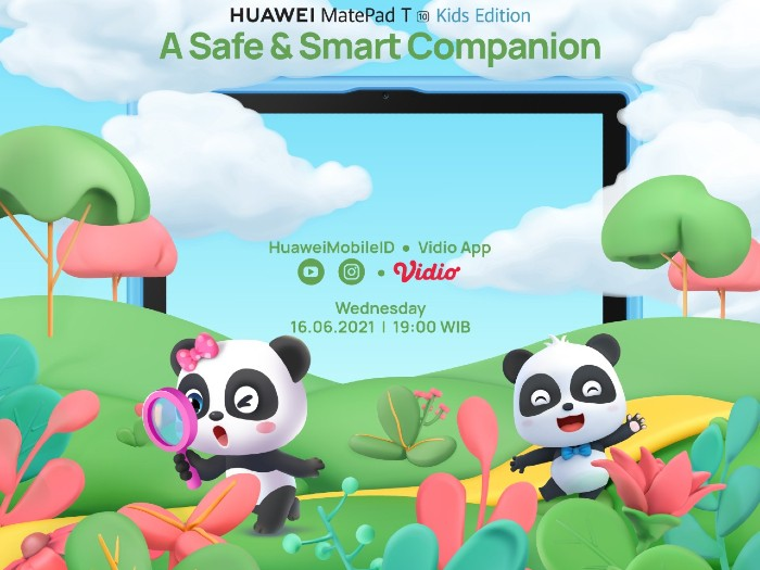 Poster-Launch-HUAWEI-MatePad-T10-Kids-Edition
