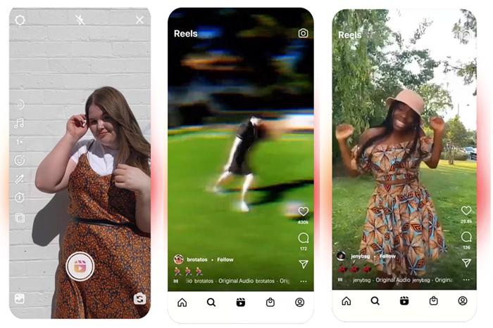 Reels Instagram ok