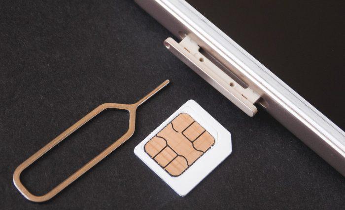 SIM Card Handphone