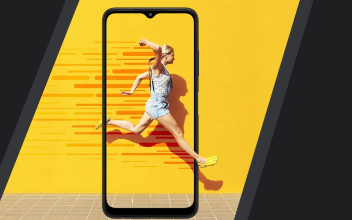 Samsung Galaxy A22 5G Display