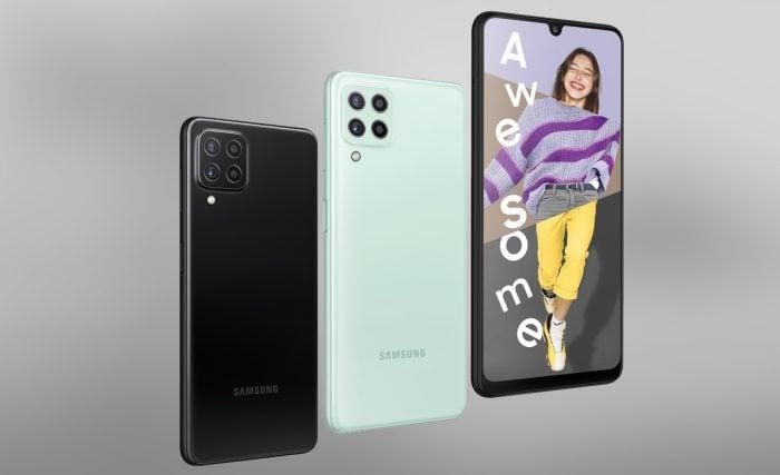 Samsung Galaxy A22 LTE Feature